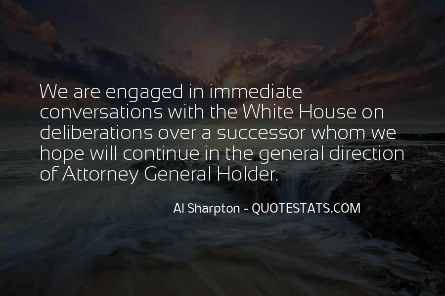 Al Sharpton Quotes #716428