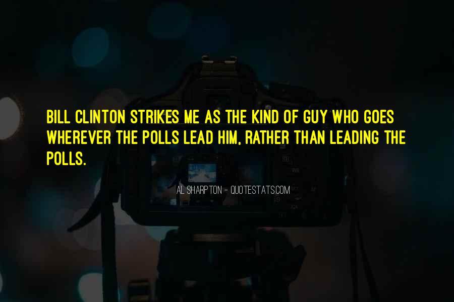 Al Sharpton Quotes #717627