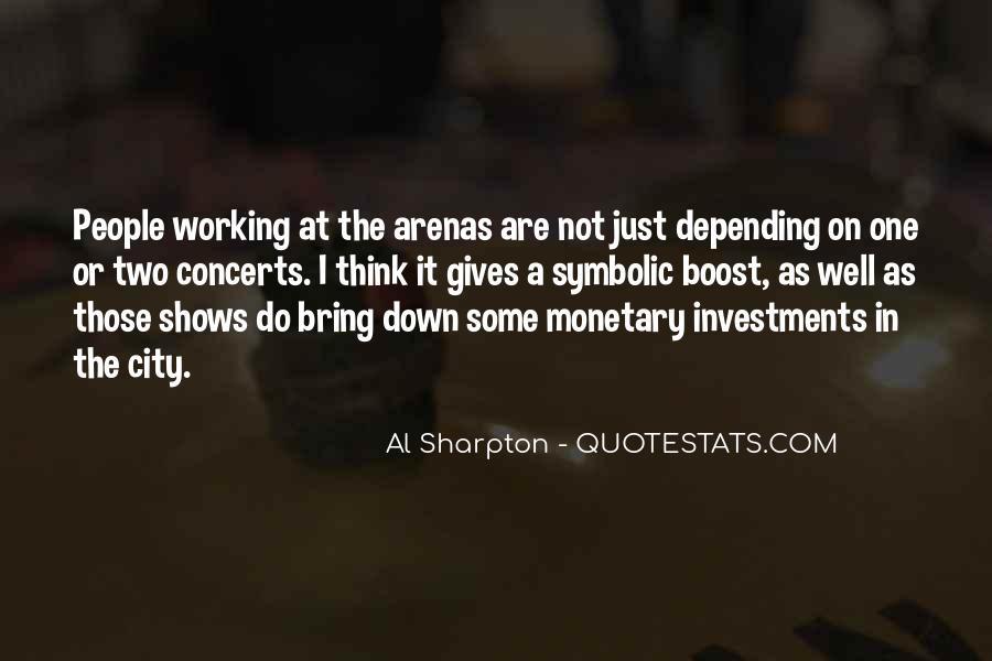 Al Sharpton Quotes #756498