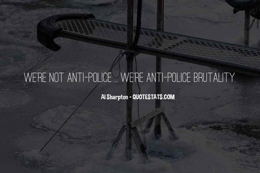 Al Sharpton Quotes #94006