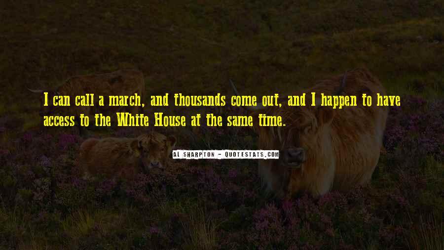 Al Sharpton Quotes #972393