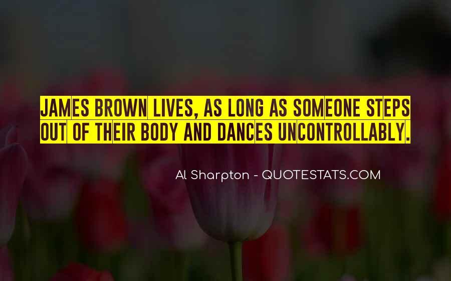 Al Sharpton Quotes #987721