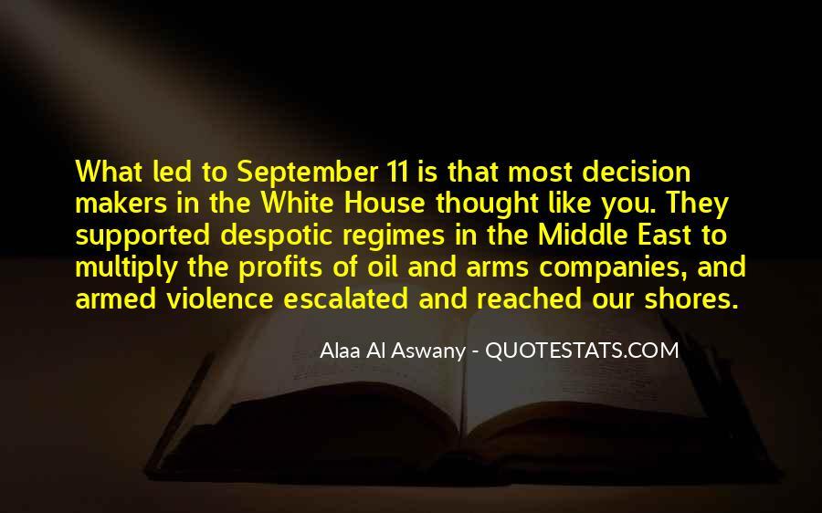 Alaa Al Aswany Quotes #136507