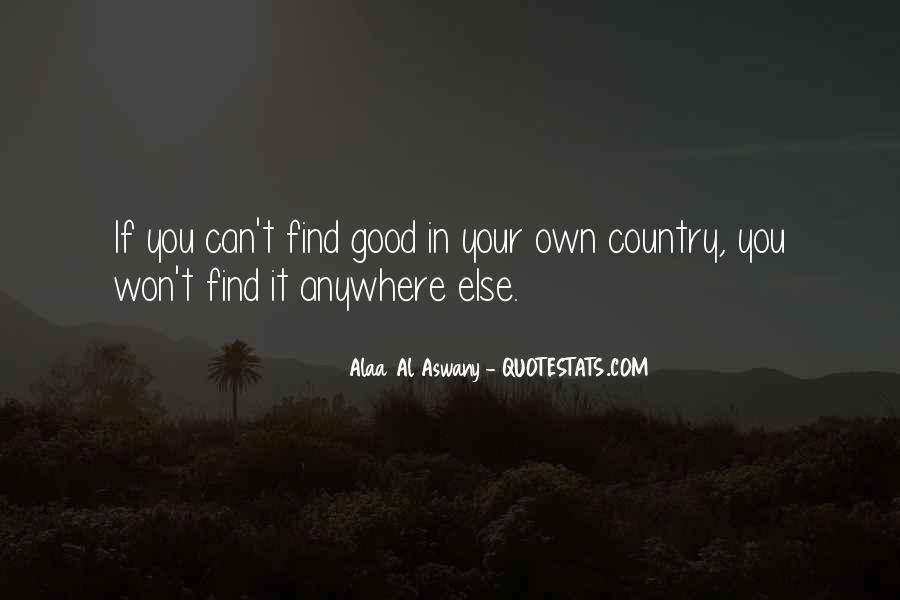 Alaa Al Aswany Quotes #1376274