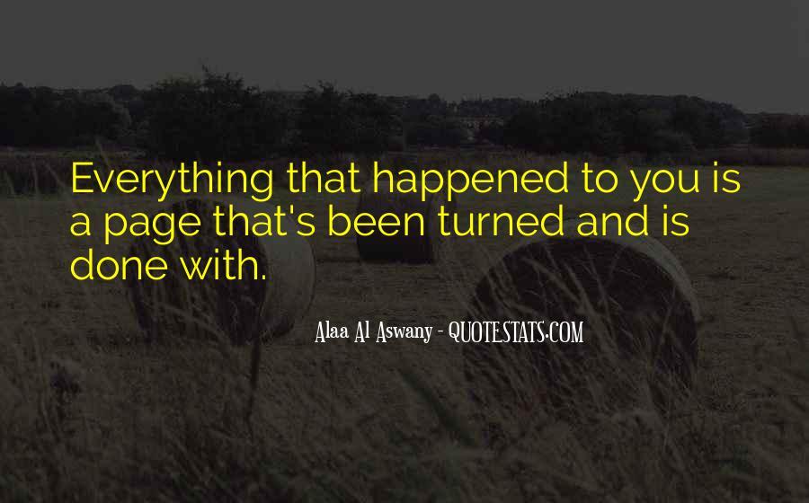 Alaa Al Aswany Quotes #158563