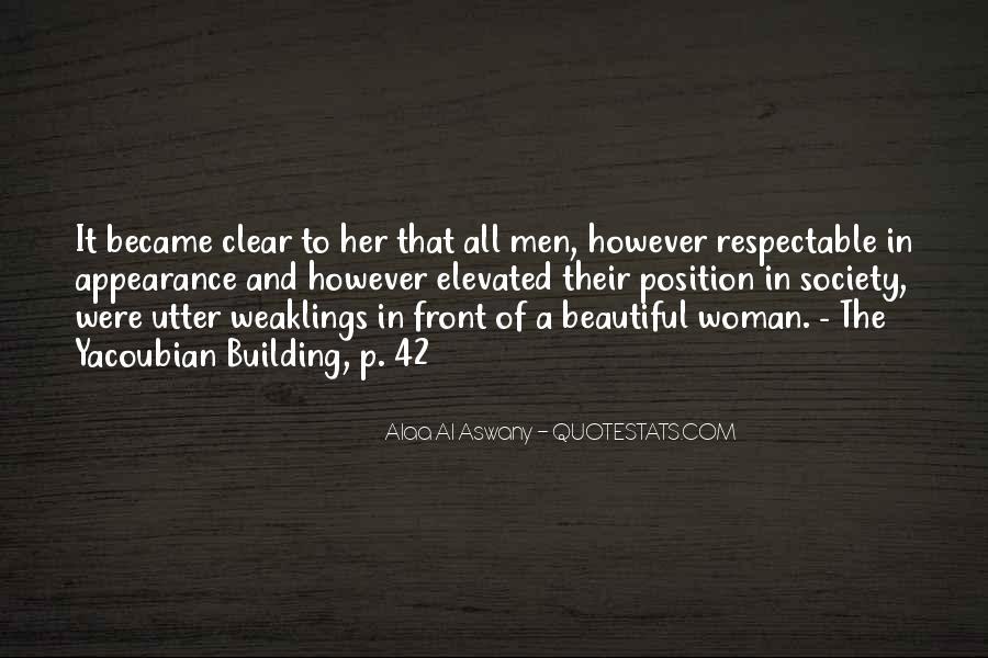 Alaa Al Aswany Quotes #187072