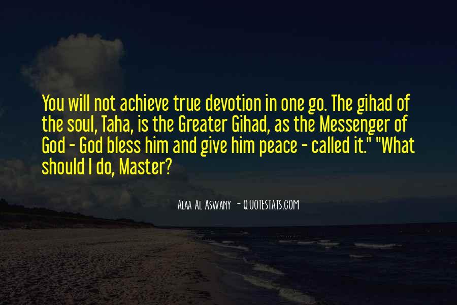 Alaa Al Aswany Quotes #37813