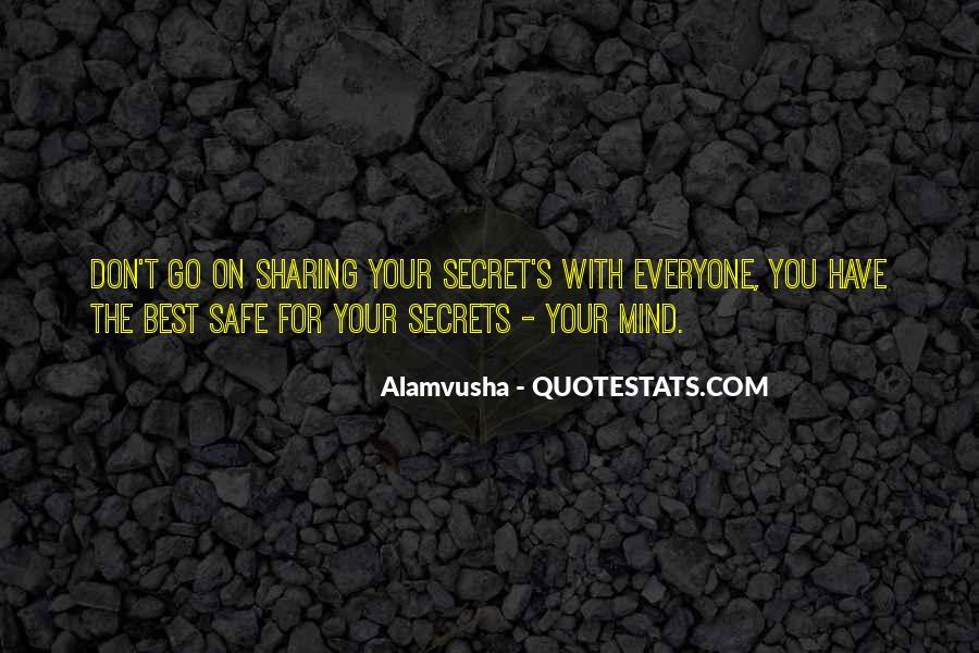 Alamvusha Quotes #1379119