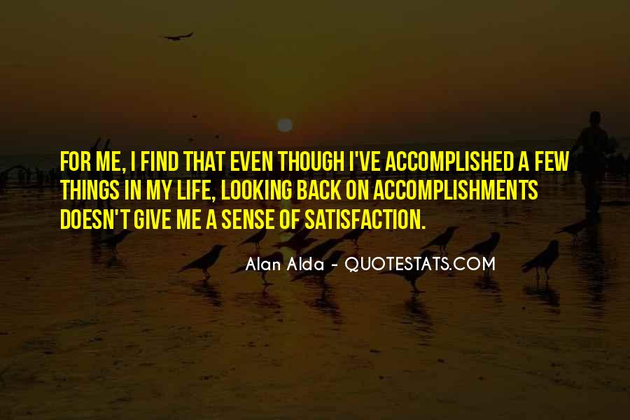 Alan Alda Quotes #1279546