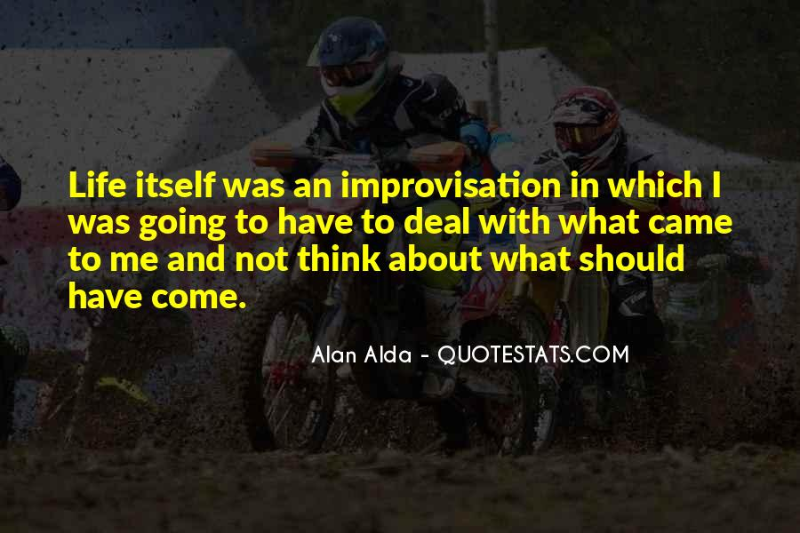 Alan Alda Quotes #143006