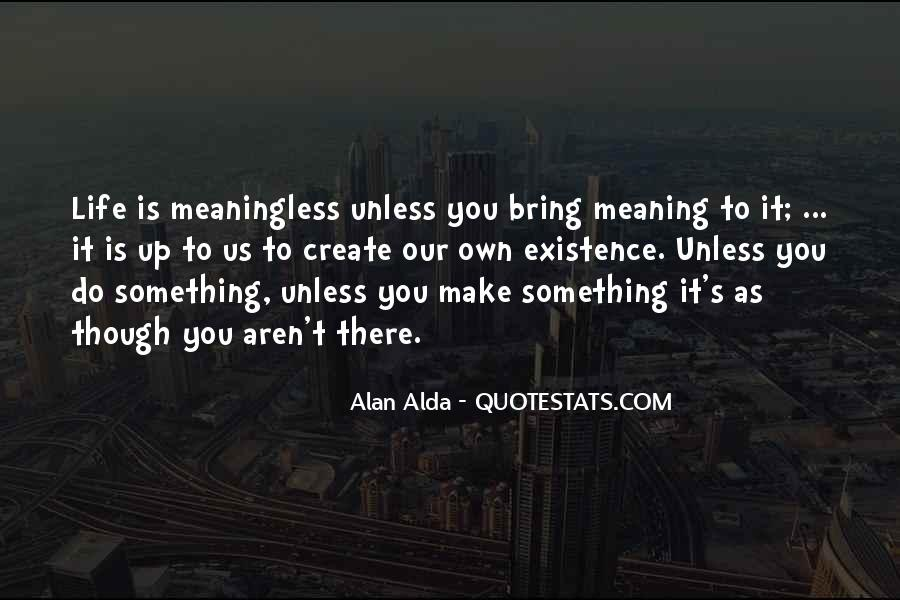 Alan Alda Quotes #336171