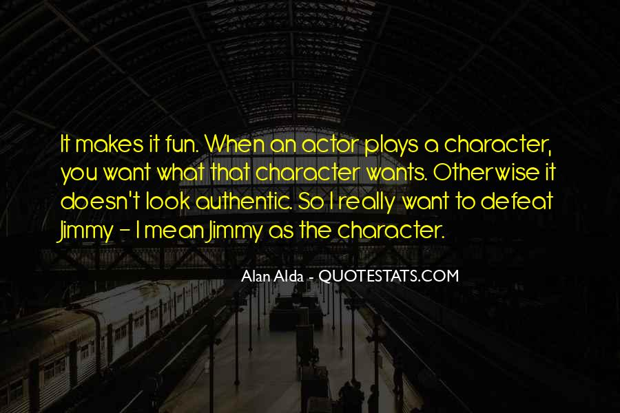Alan Alda Quotes #5524