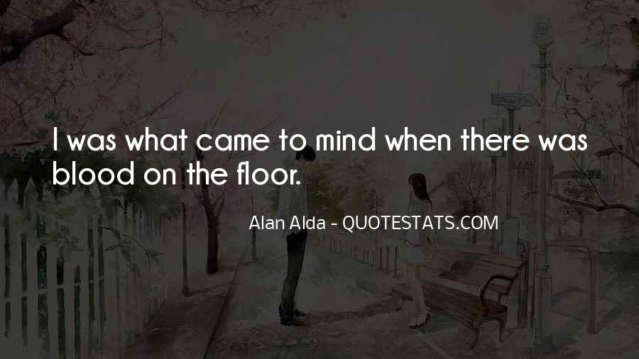 Alan Alda Quotes #691345