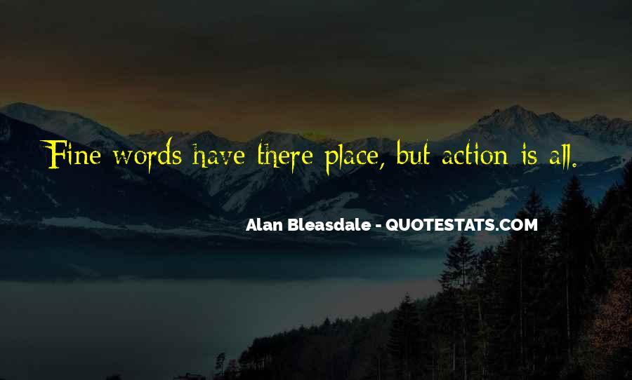 Alan Bleasdale Quotes #599601