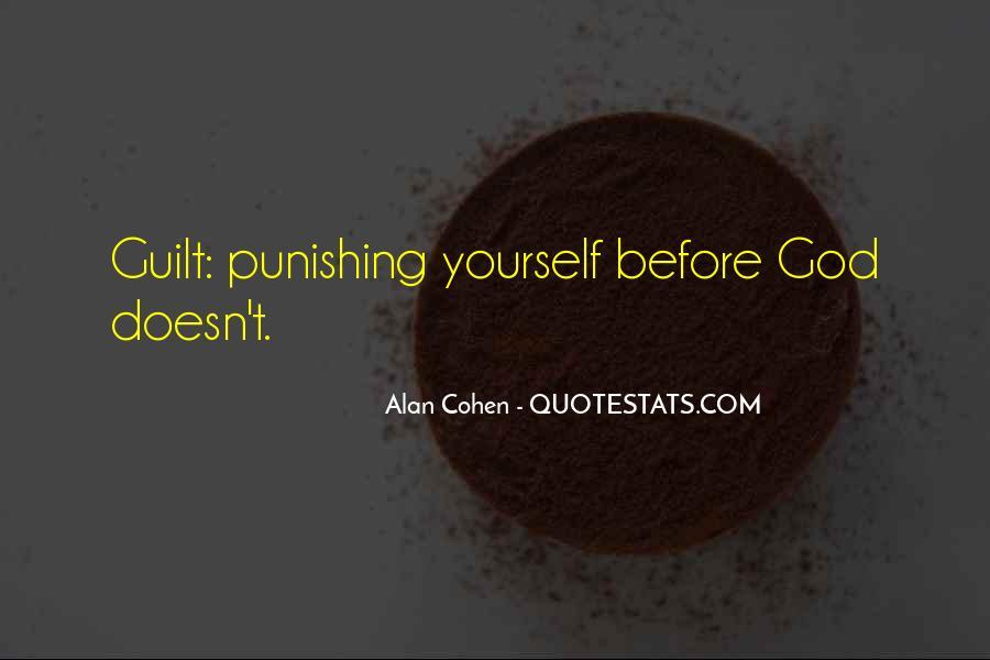 Alan Cohen Quotes #1318706