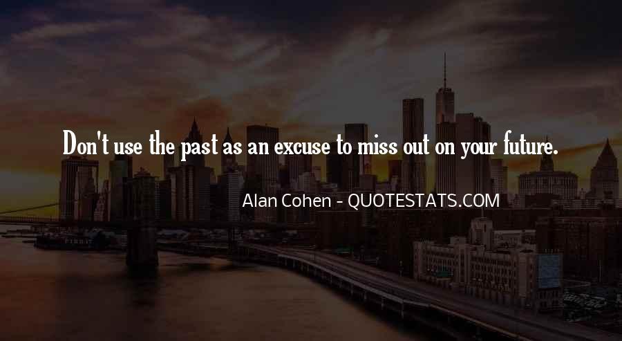 Alan Cohen Quotes #1392239