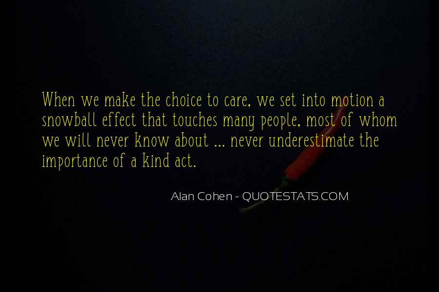 Alan Cohen Quotes #1405282