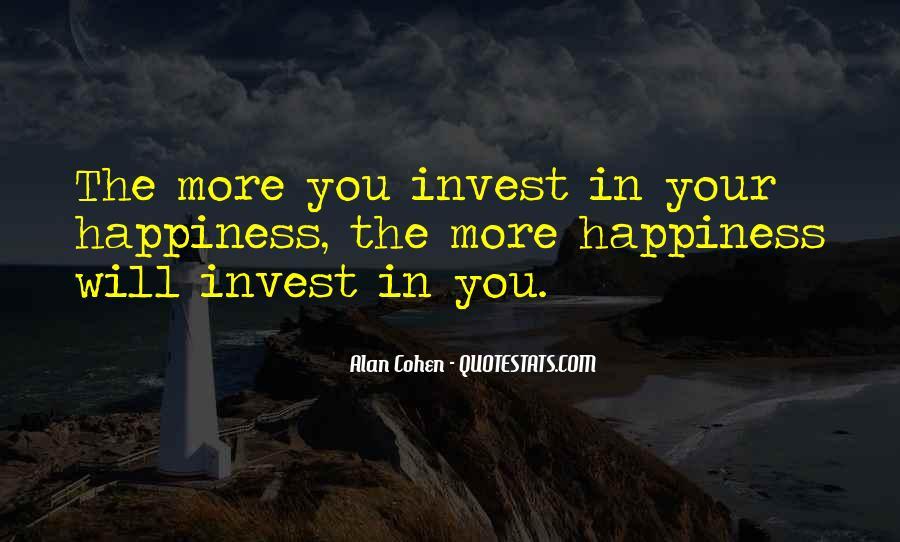 Alan Cohen Quotes #1414906