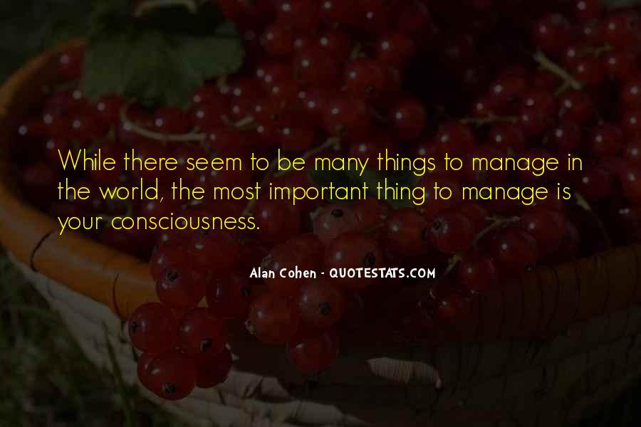 Alan Cohen Quotes #1481406