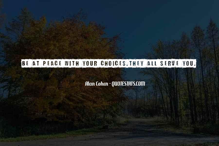 Alan Cohen Quotes #1554709