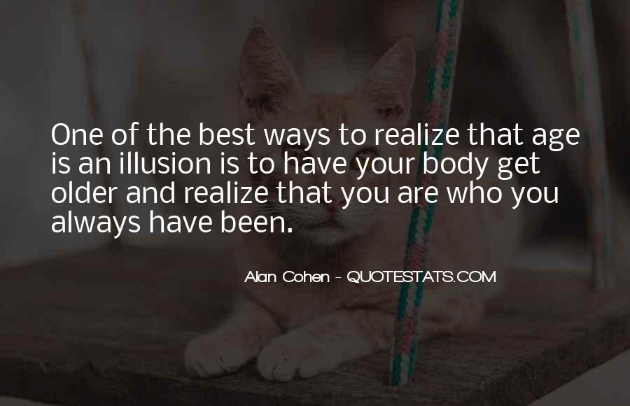 Alan Cohen Quotes #1597219