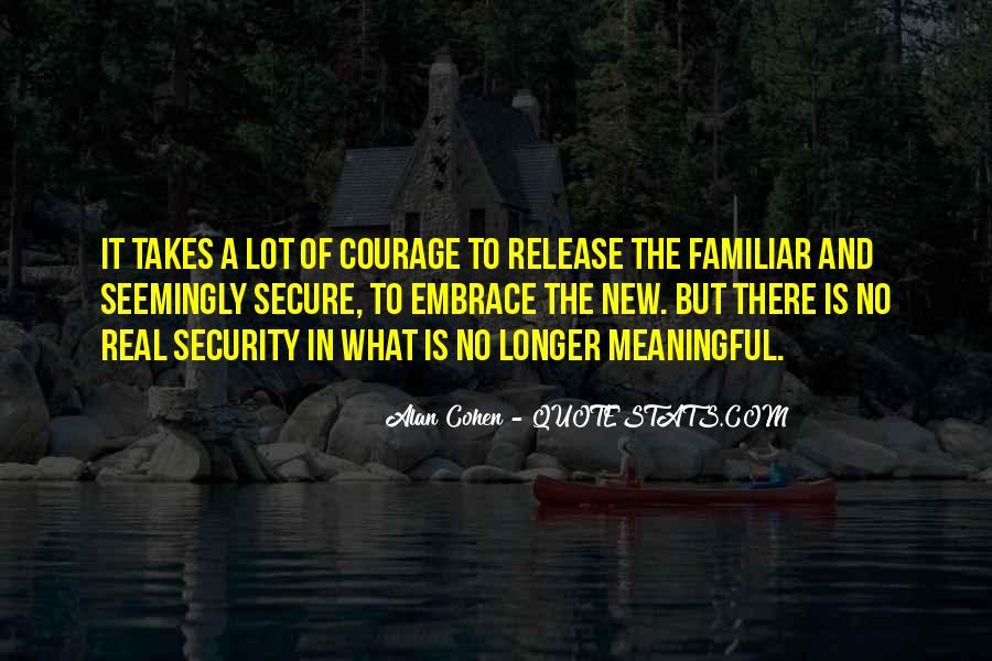 Alan Cohen Quotes #1730608