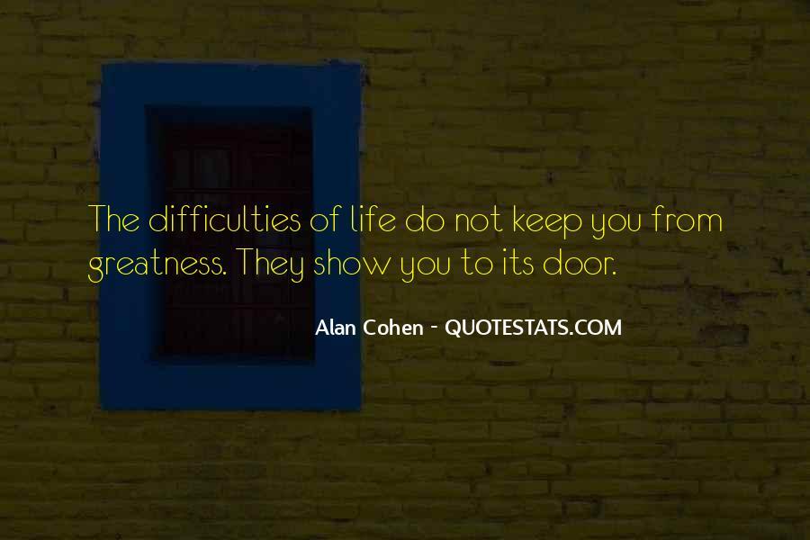 Alan Cohen Quotes #1731140