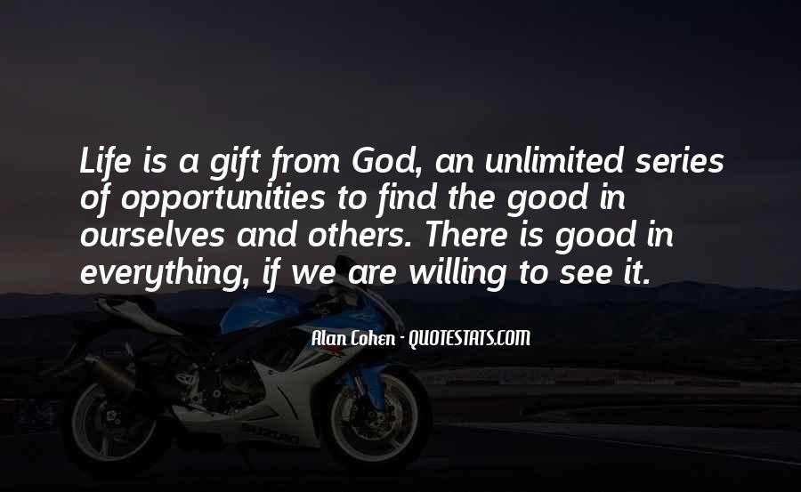 Alan Cohen Quotes #1785983