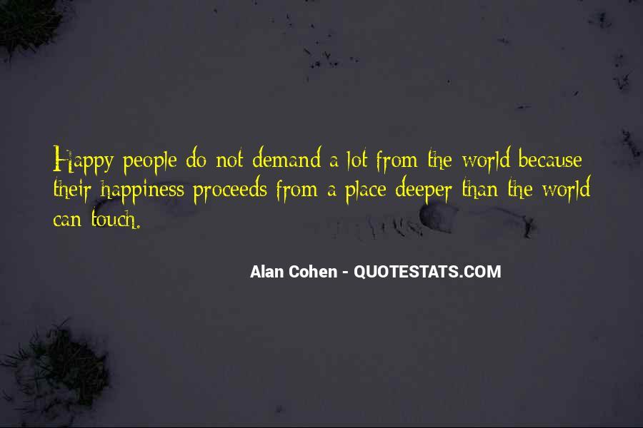 Alan Cohen Quotes #1822940