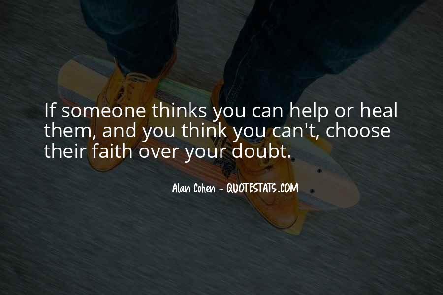 Alan Cohen Quotes #312419