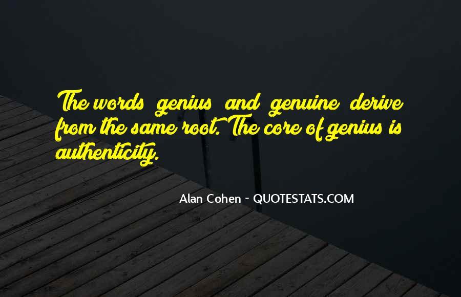 Alan Cohen Quotes #314268