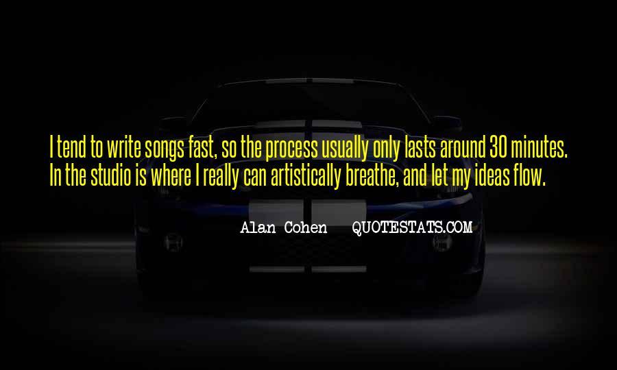Alan Cohen Quotes #32710