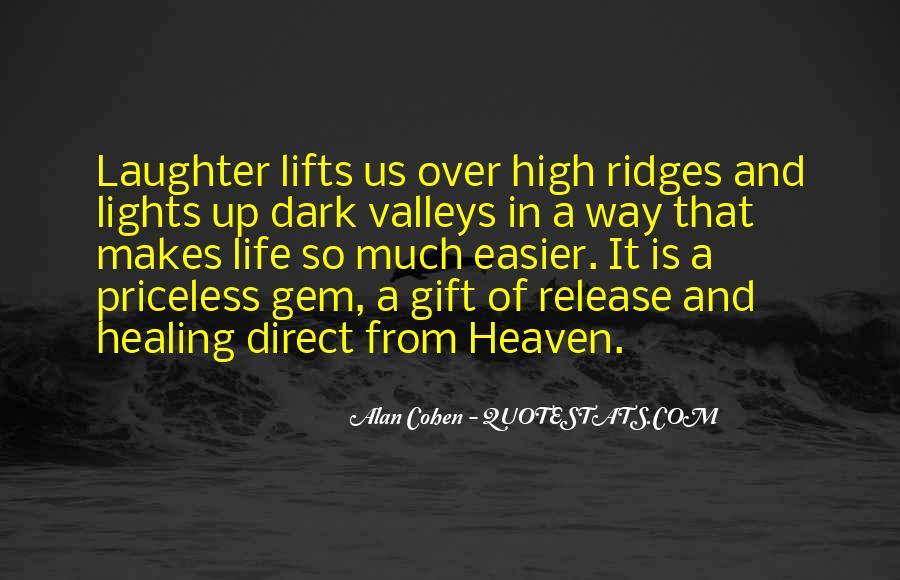 Alan Cohen Quotes #362064
