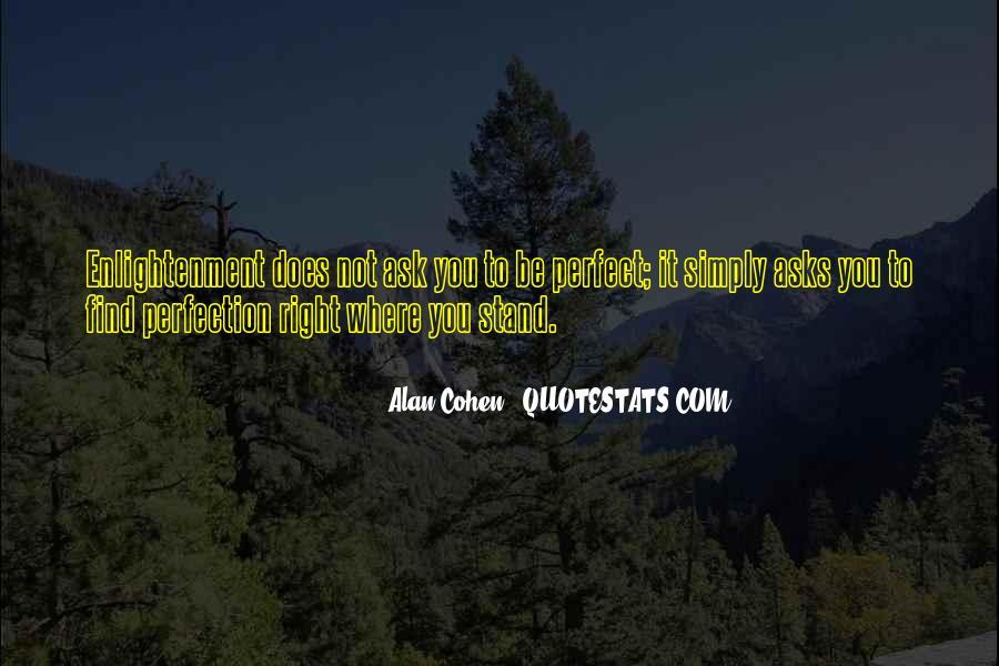Alan Cohen Quotes #464358