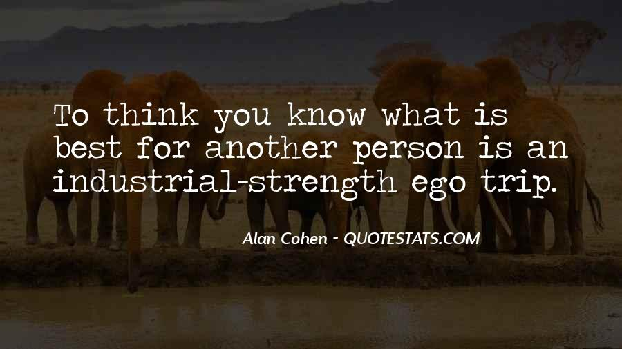 Alan Cohen Quotes #480359