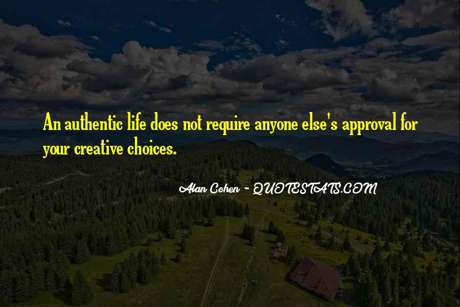 Alan Cohen Quotes #575410