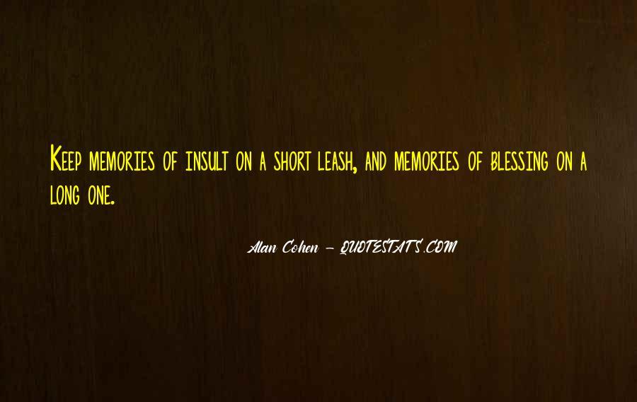 Alan Cohen Quotes #632064