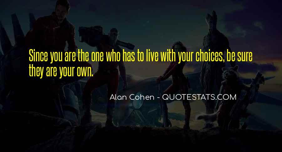 Alan Cohen Quotes #760994