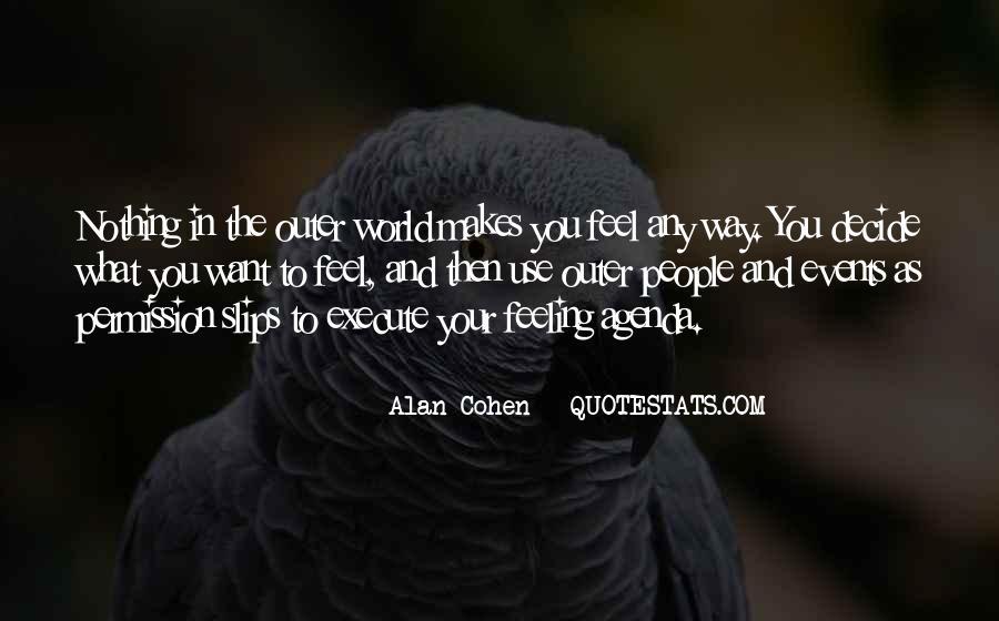 Alan Cohen Quotes #762529