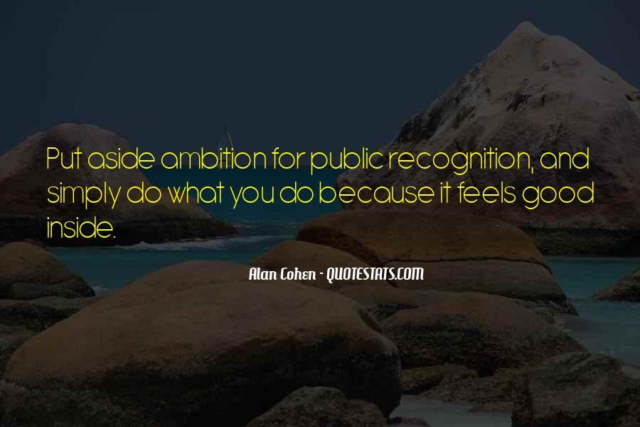 Alan Cohen Quotes #870138