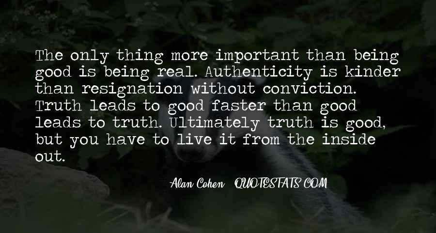 Alan Cohen Quotes #902343