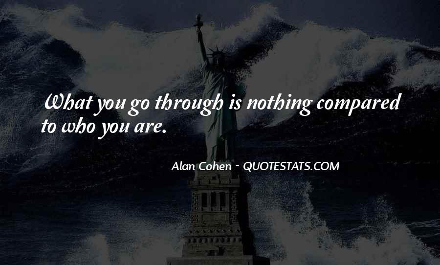 Alan Cohen Quotes #979769