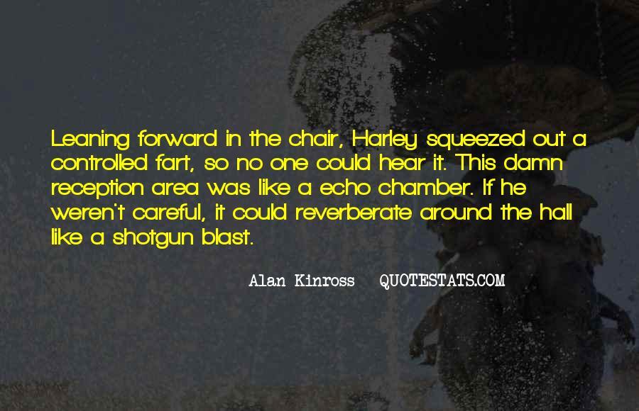 Alan Kinross Quotes #11039