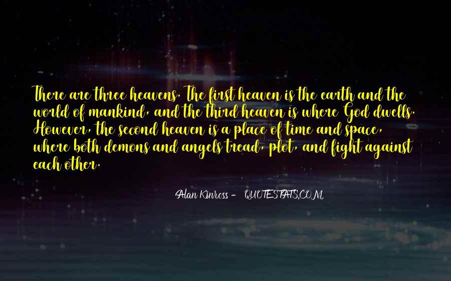 Alan Kinross Quotes #1316885