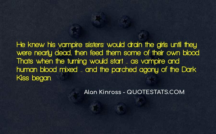 Alan Kinross Quotes #1460227