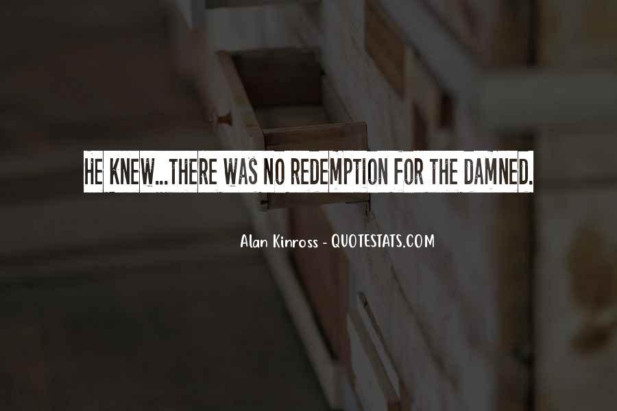 Alan Kinross Quotes #1536706