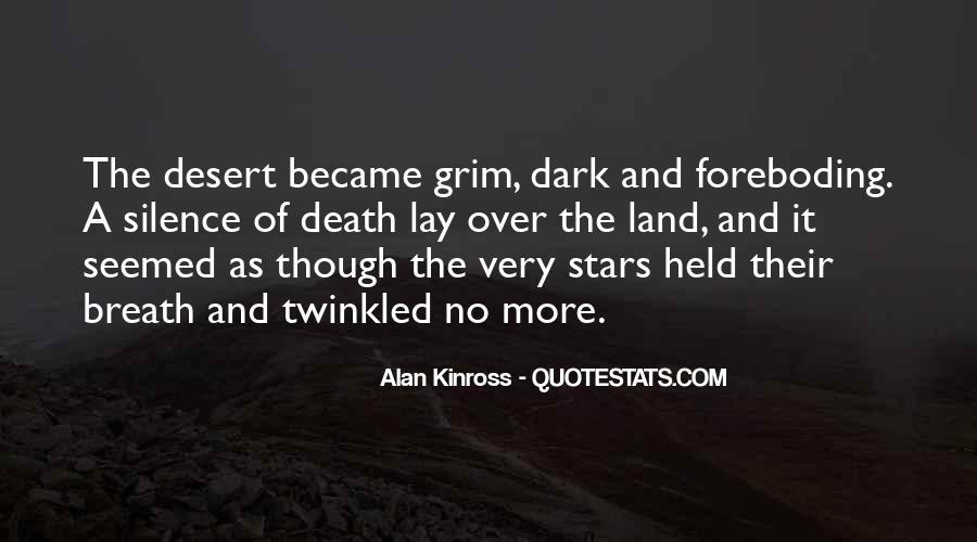 Alan Kinross Quotes #1649916