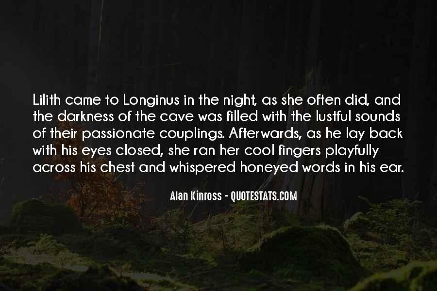Alan Kinross Quotes #1667580