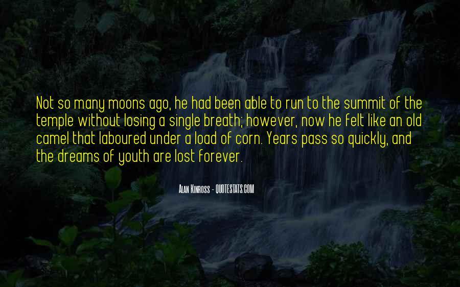 Alan Kinross Quotes #1679275