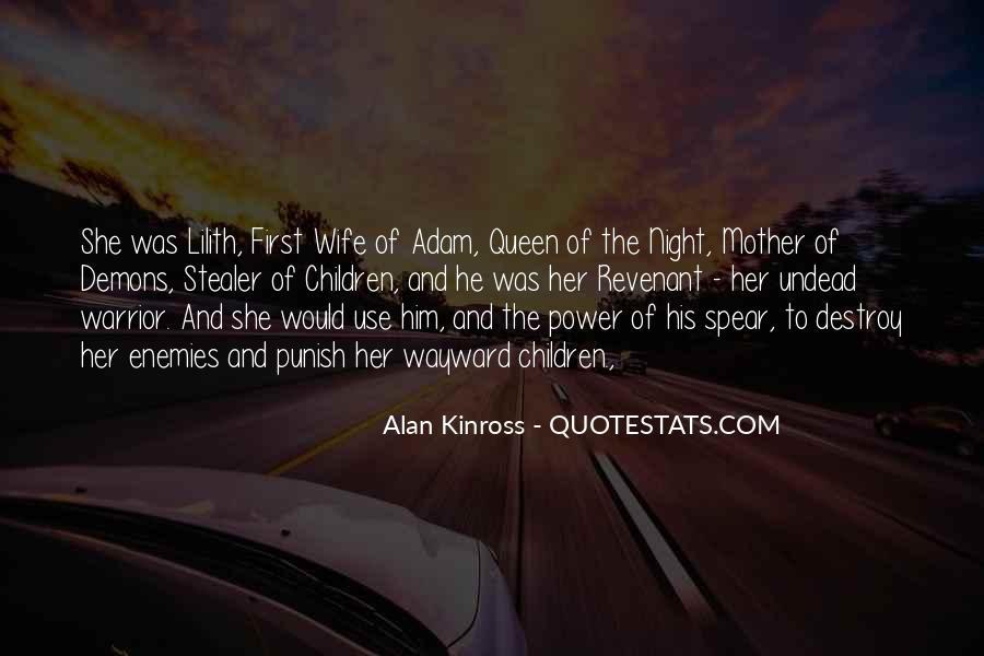 Alan Kinross Quotes #1812948